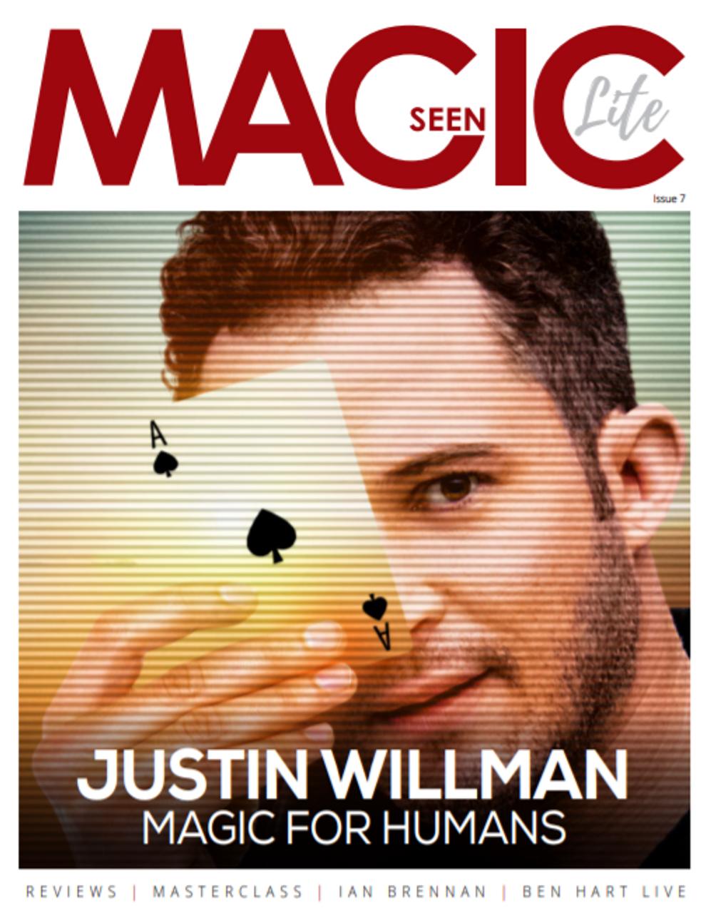Magicseen Lite Issue 7 Magazine