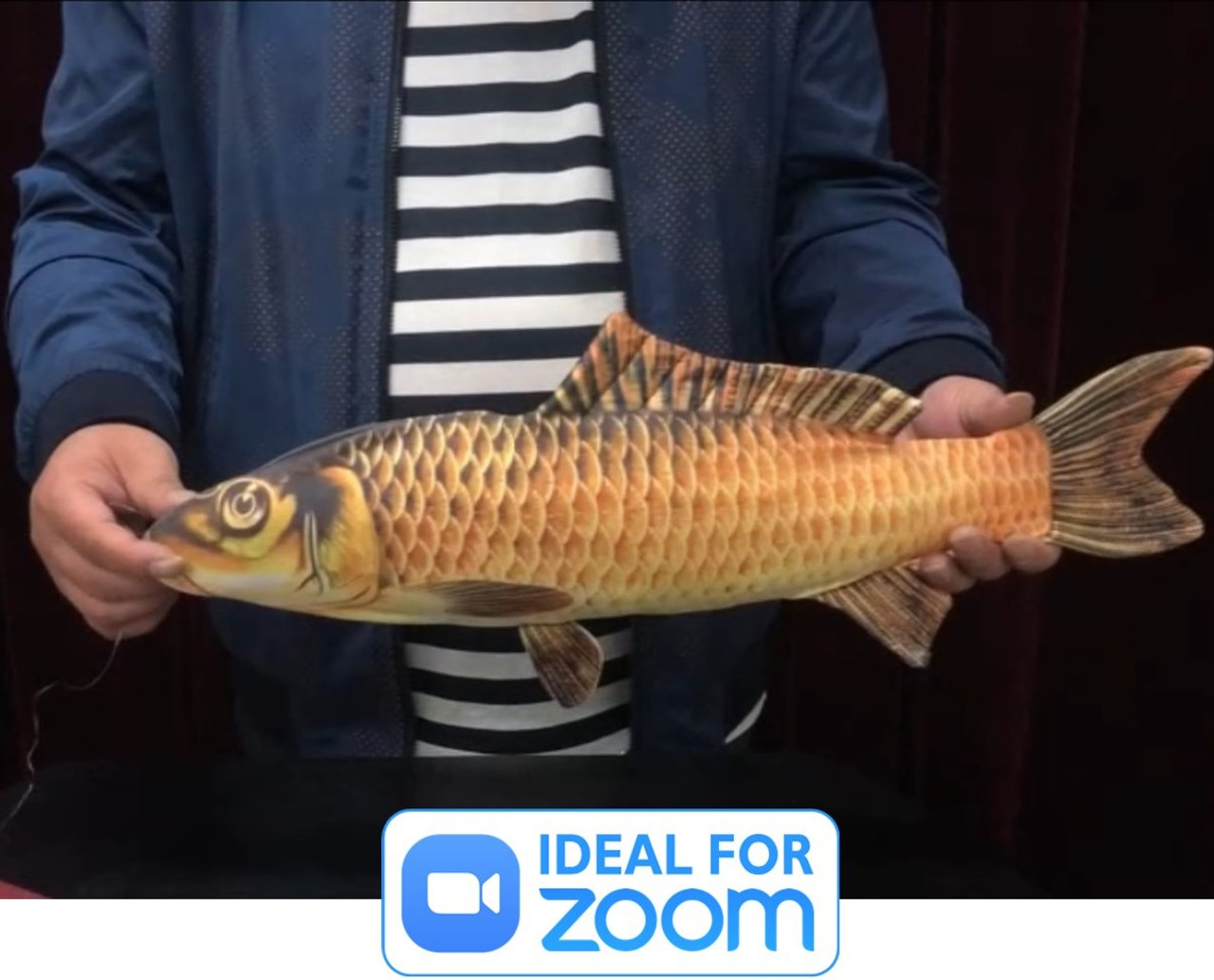 Instantly Appearing Fish Gospel Magic Trick