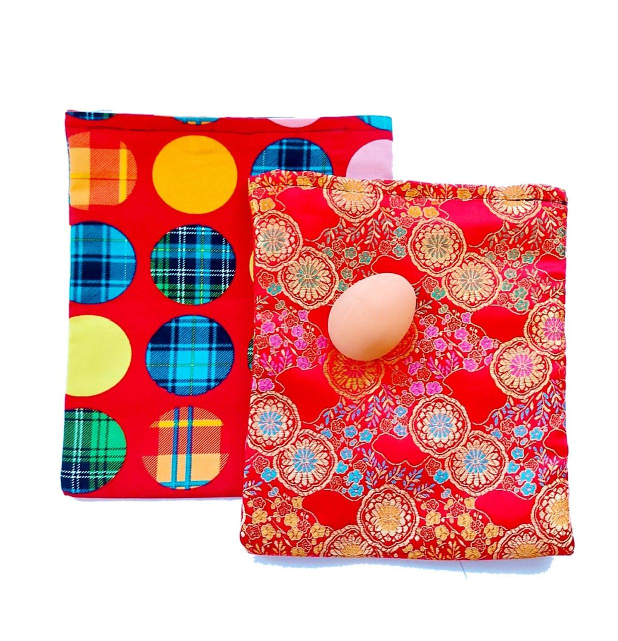 Comedy Egg Bag Magic Trick