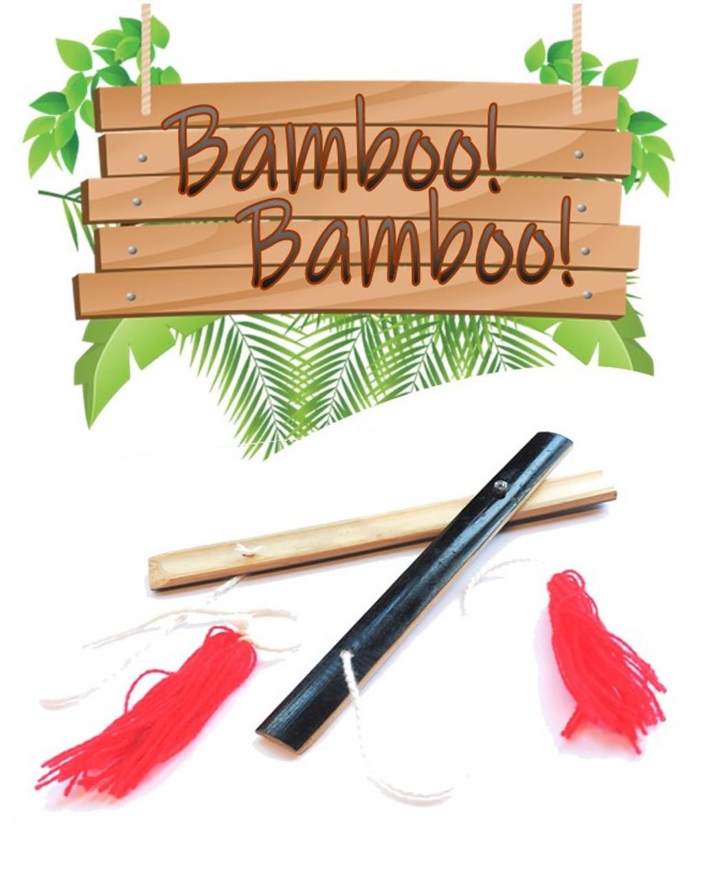 Bamboo Bamboo Magic Trick Gospel