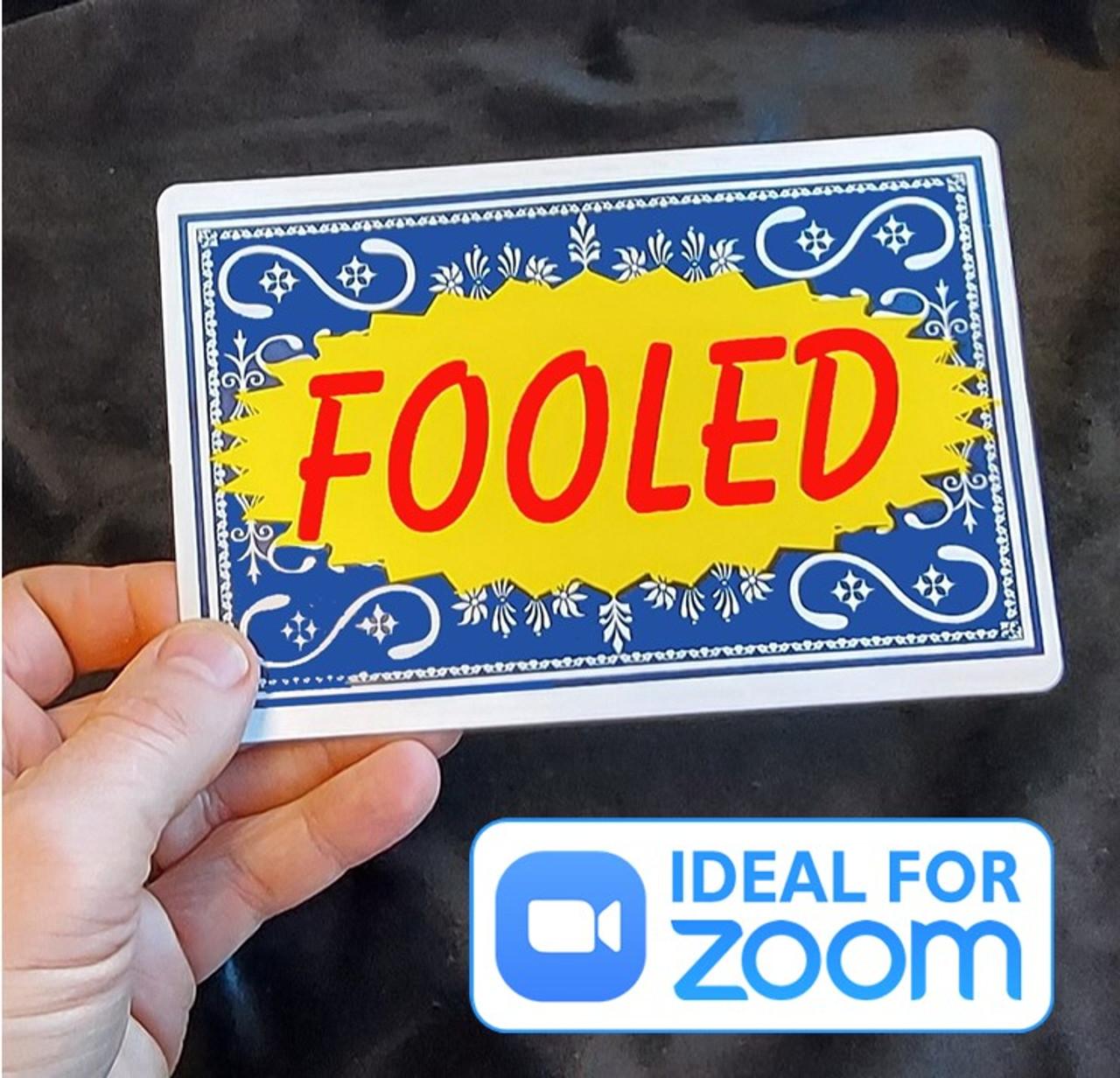 Fooled Again Card Trick Gospel Magic