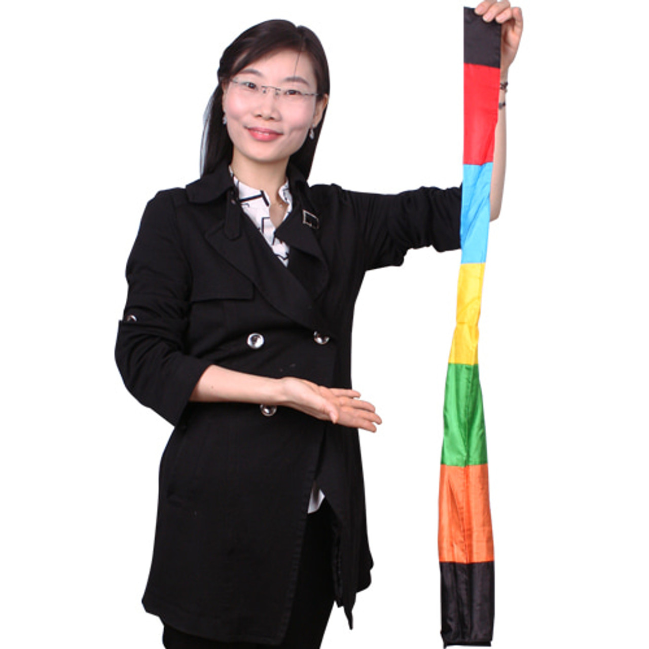 Colour Changing Scarf Streamer Scarf Magic Trick Gospel