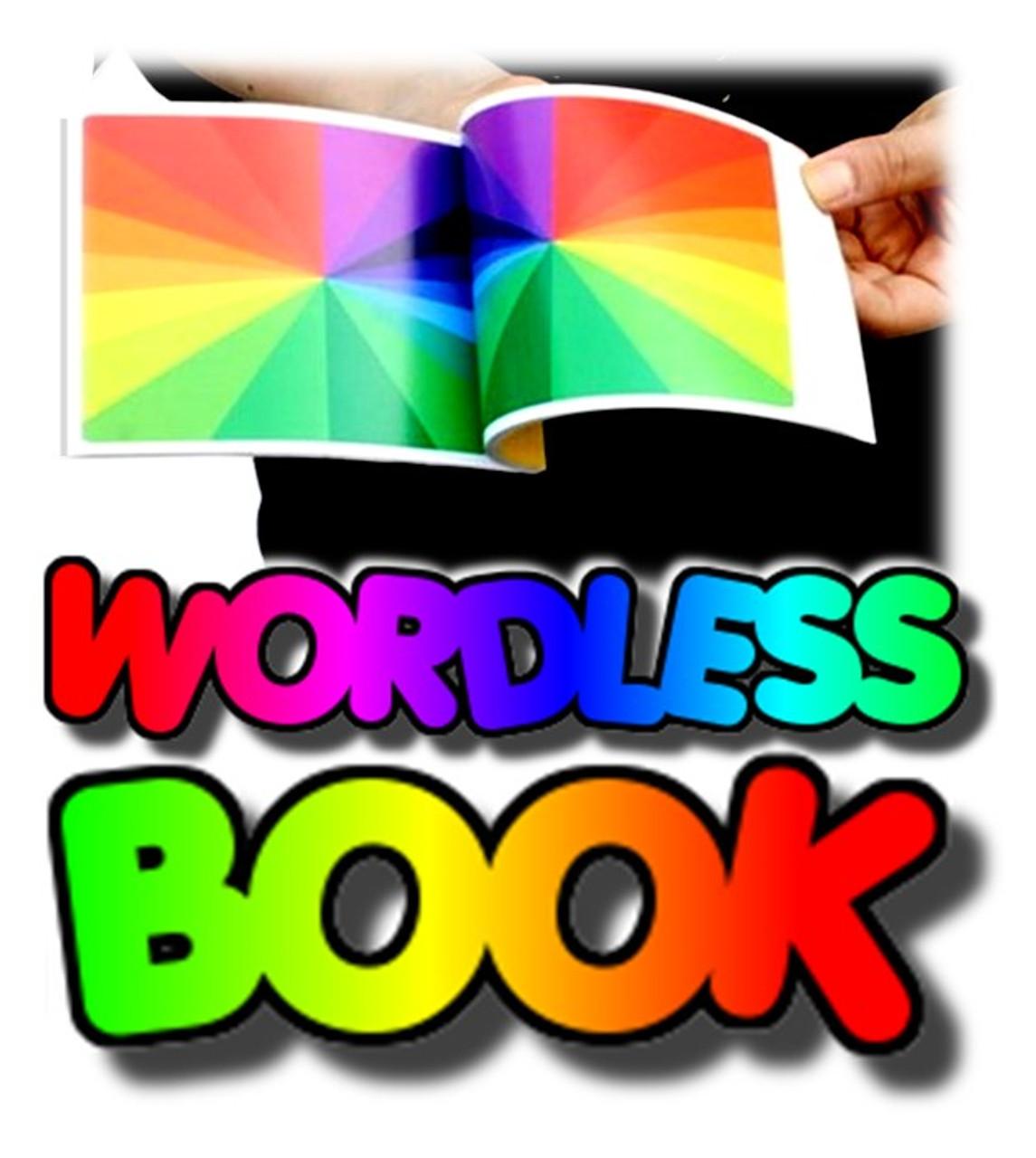Wordless Book Gospel Magic Trick