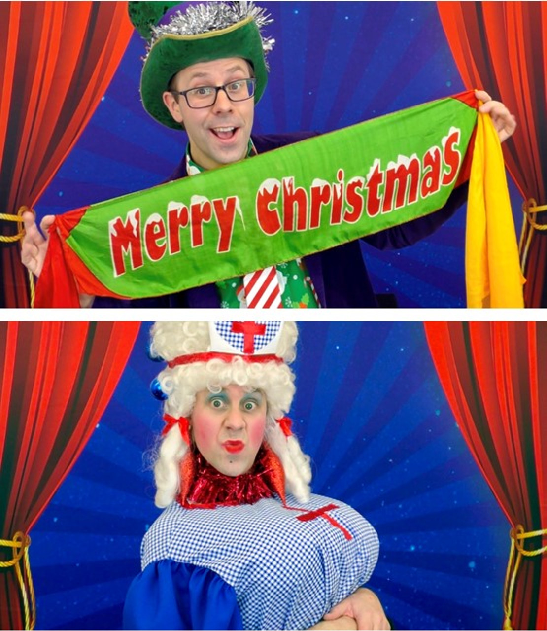 Magic Hatter Christmas Show
