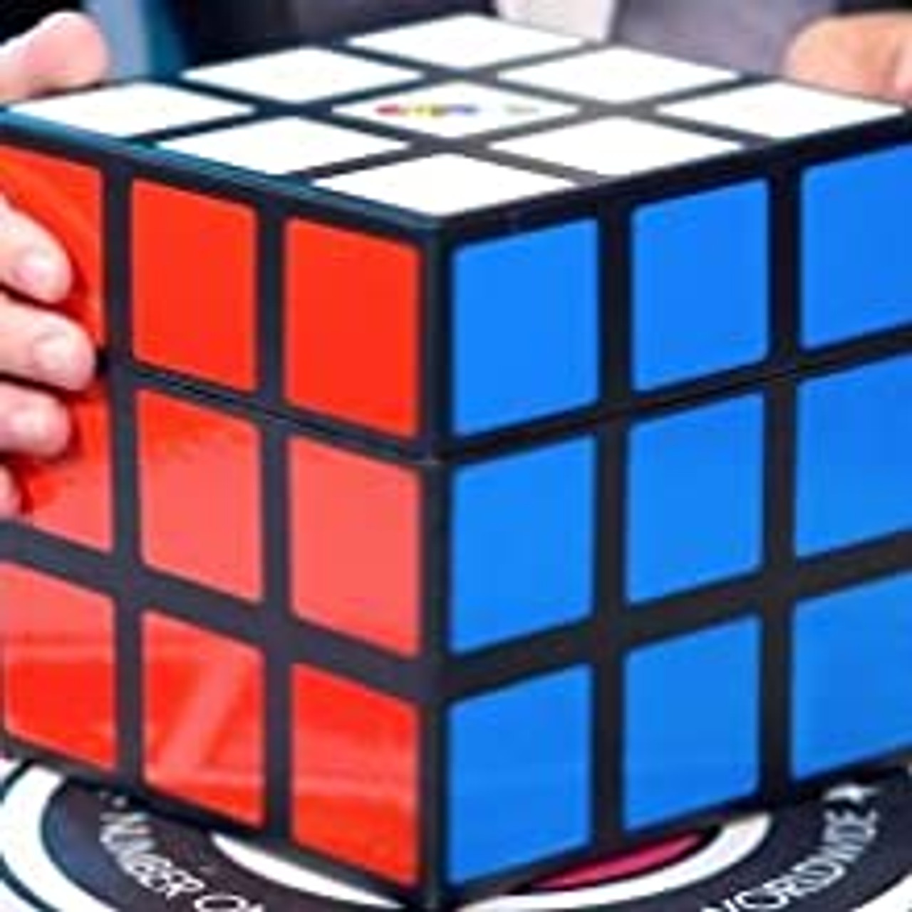 NEW - Rubiks Amazing Box of Magic Tricks - Fantastic Value Box of 40 Rubik's Themed Tricks and Illusions from Marvins Magic