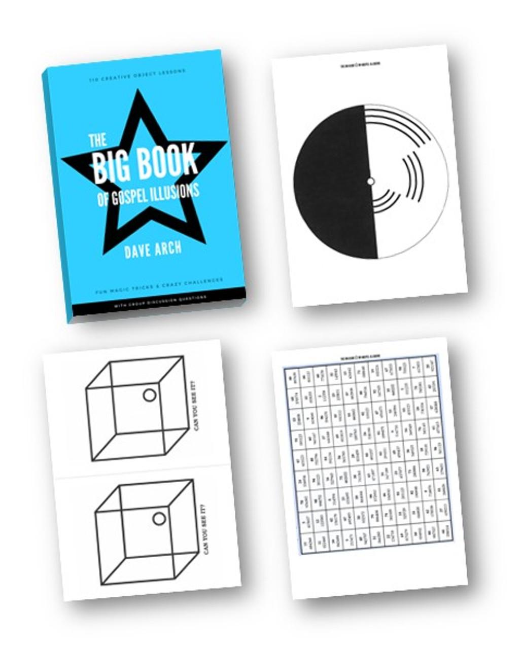 Dave Arch Big Book of Gospel Illusions Magic Tricks