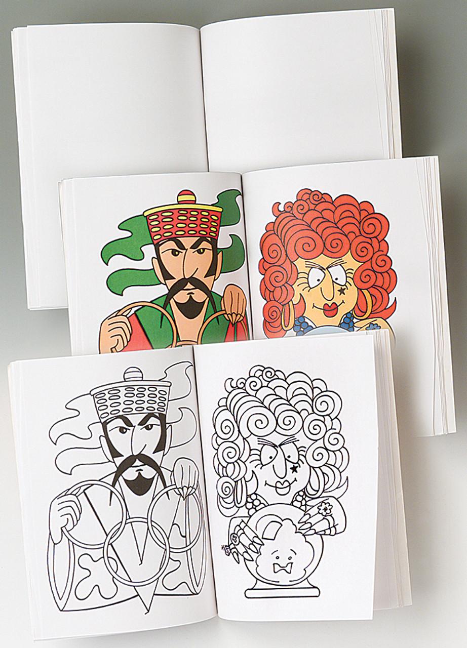 Fun Magic Colouring Book Trick Kids Gospel