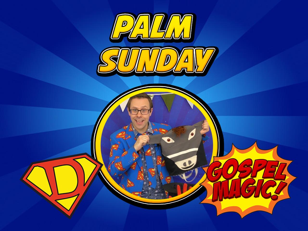 Dynamic Dan Gospel Magic Video #15