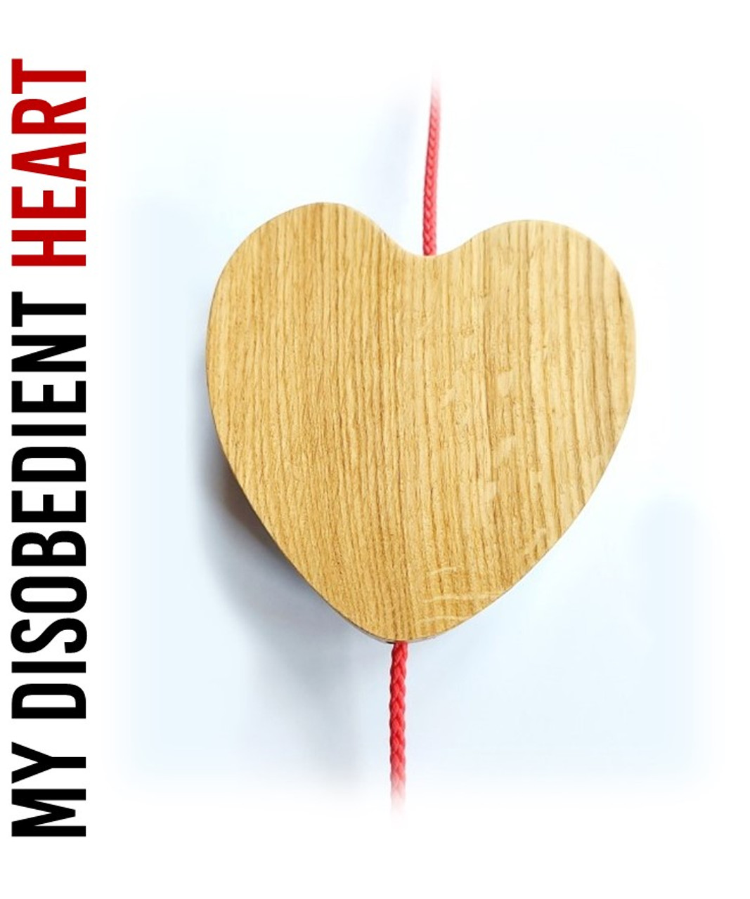 My Disobedient Heart on Rope Magic Trick Illusion Gospel