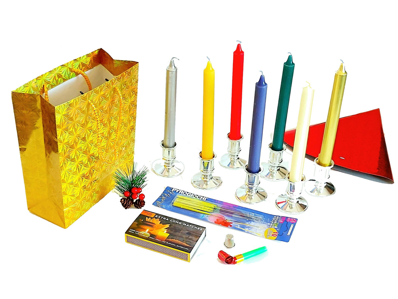 Christmas Story Candles Gospel Magic Object Lesson