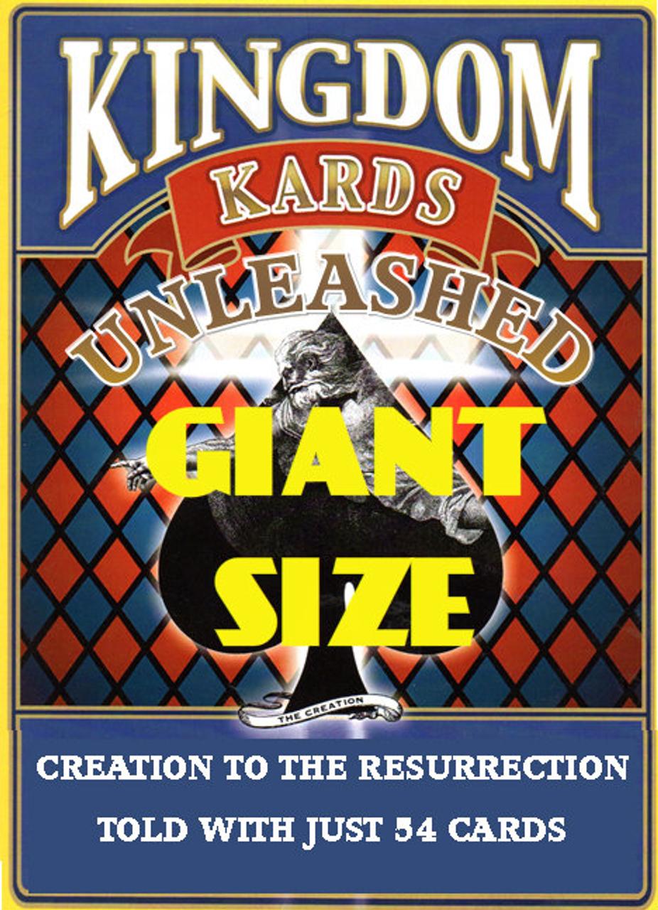 Kingdom Kards Unleashed Magic Trick Card