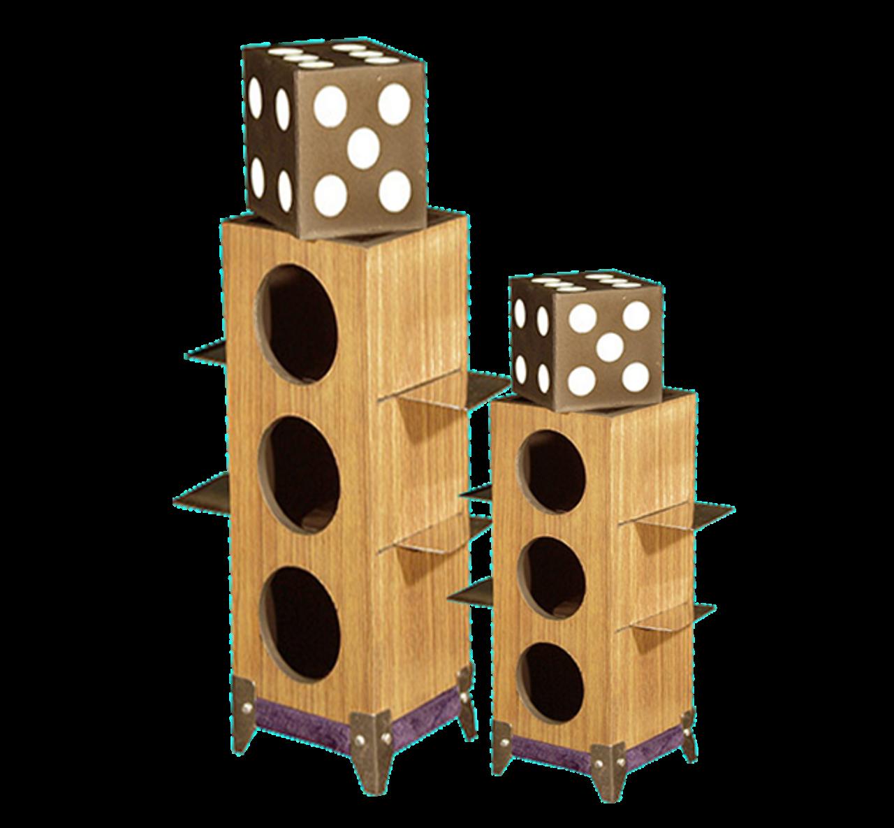 Double Block Penetration Magic Trick Gospel