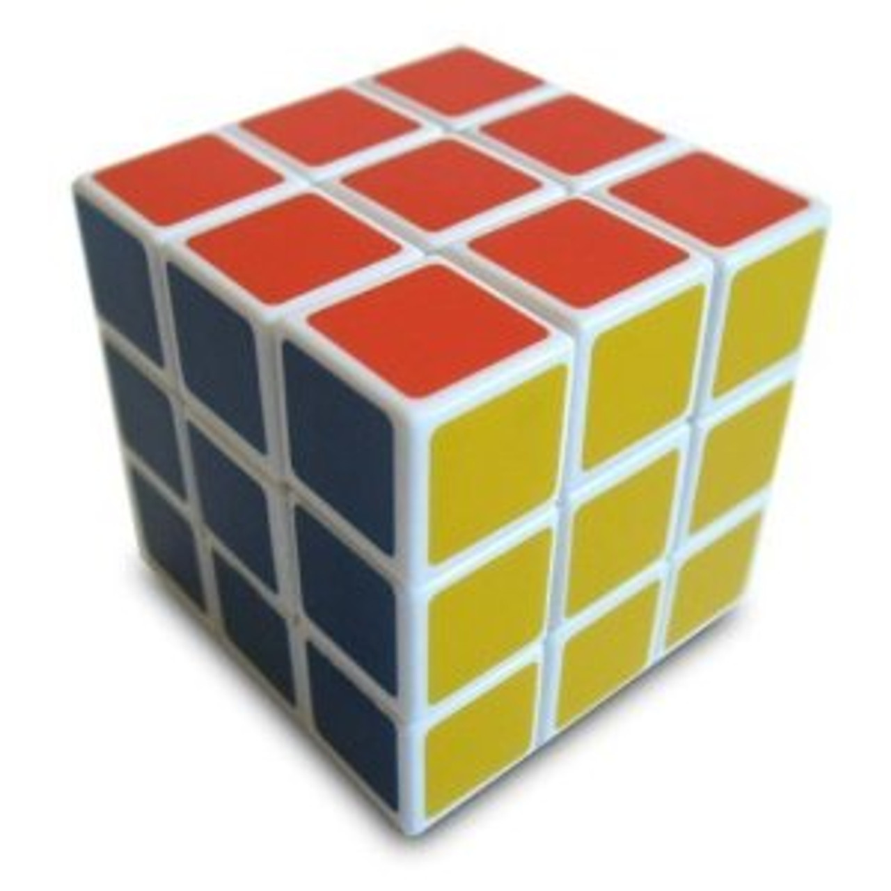 Instant Solved Rubik Cube Magic Trick