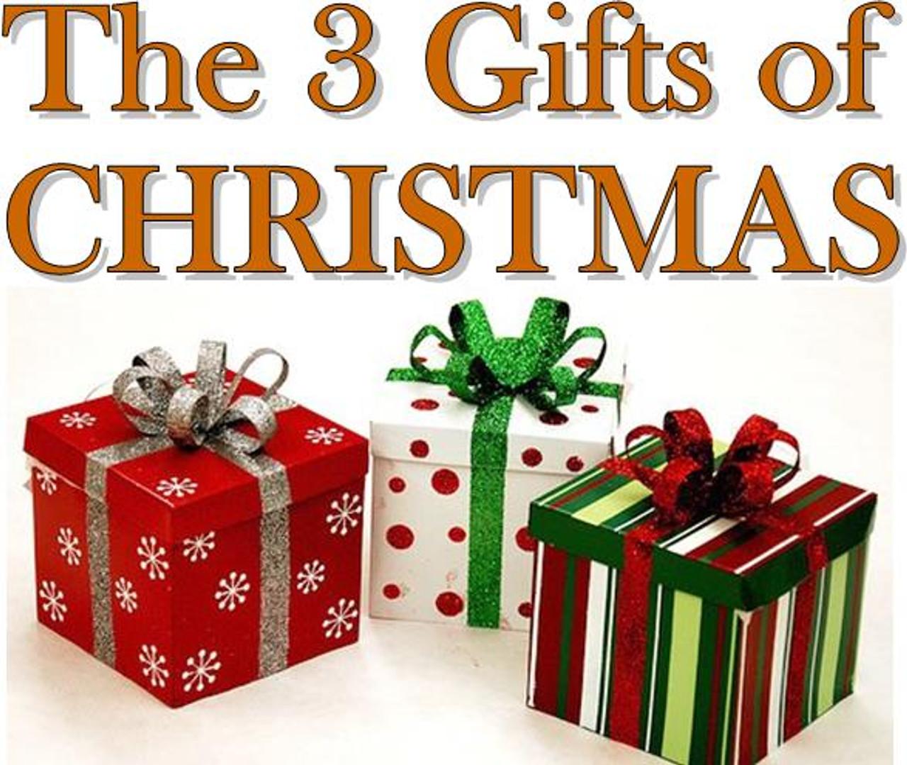 Christmas Gospel Magic Trick