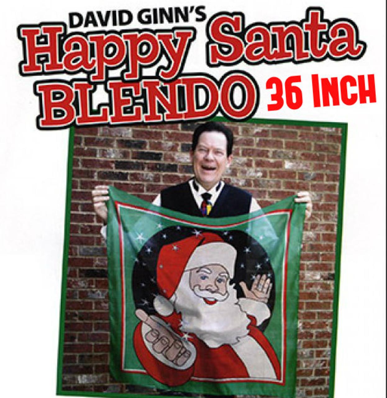 Happy Santa Blendo 36 Inch
