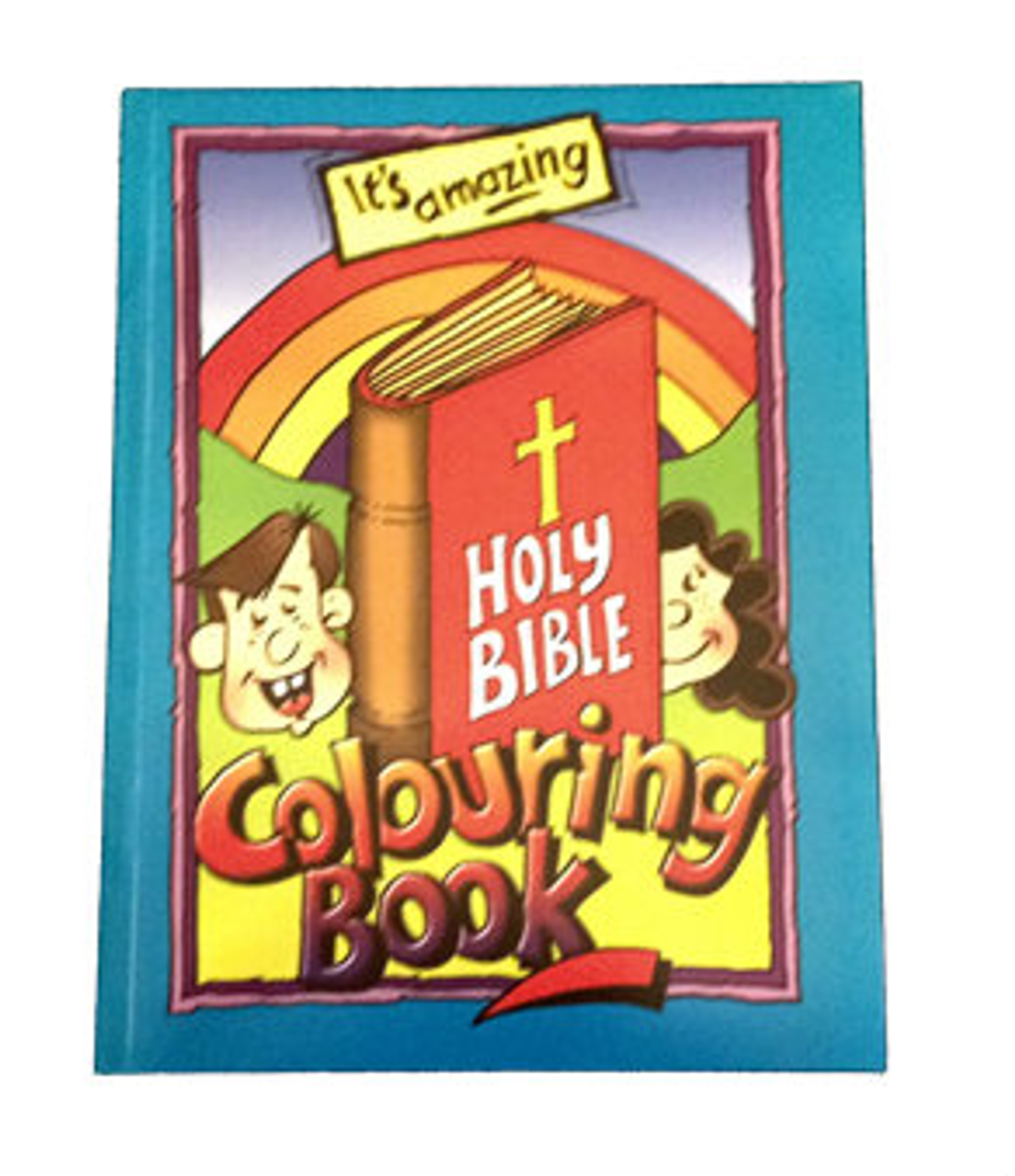 Bible Coloring Book Mission Magic