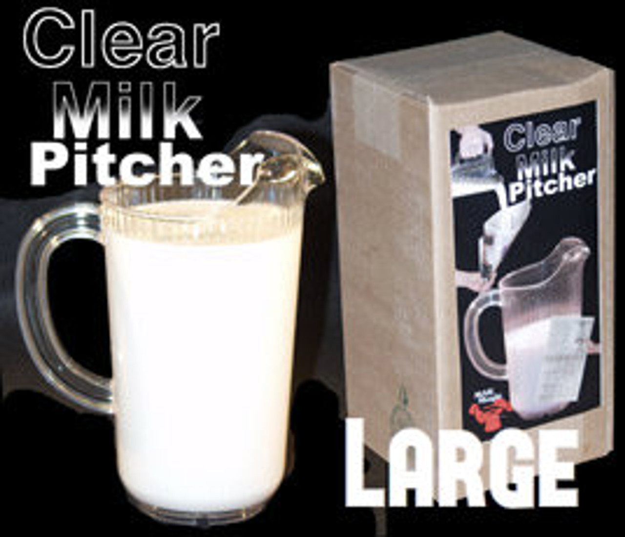 Large Milk Pitcher Magic trick Gospel