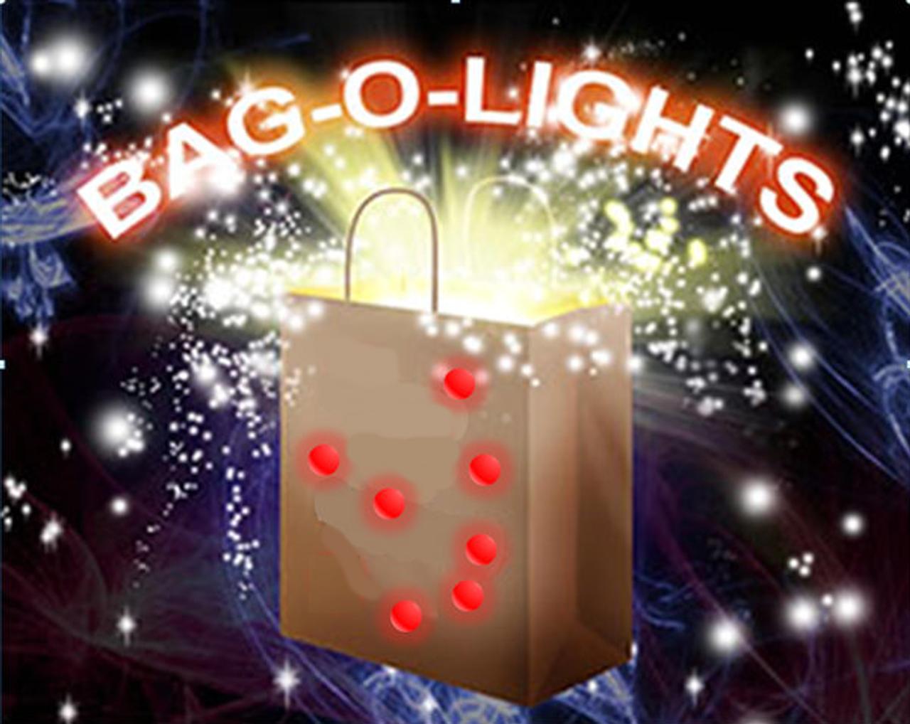 Bag-O-Lites professional version magic trick dilites