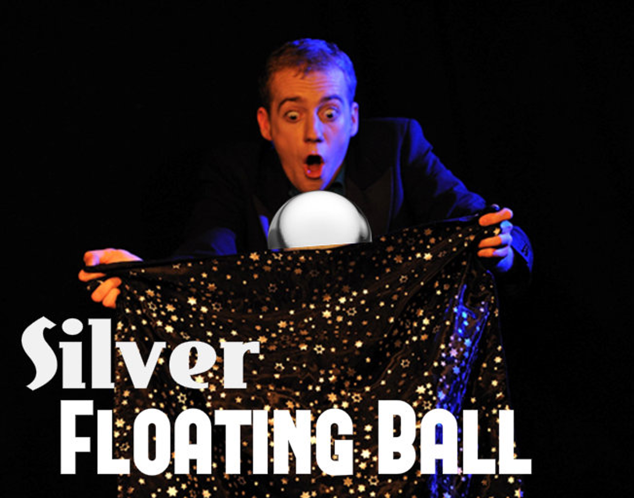 Zombie Ball Floating Levitation Magic Trick Gospel