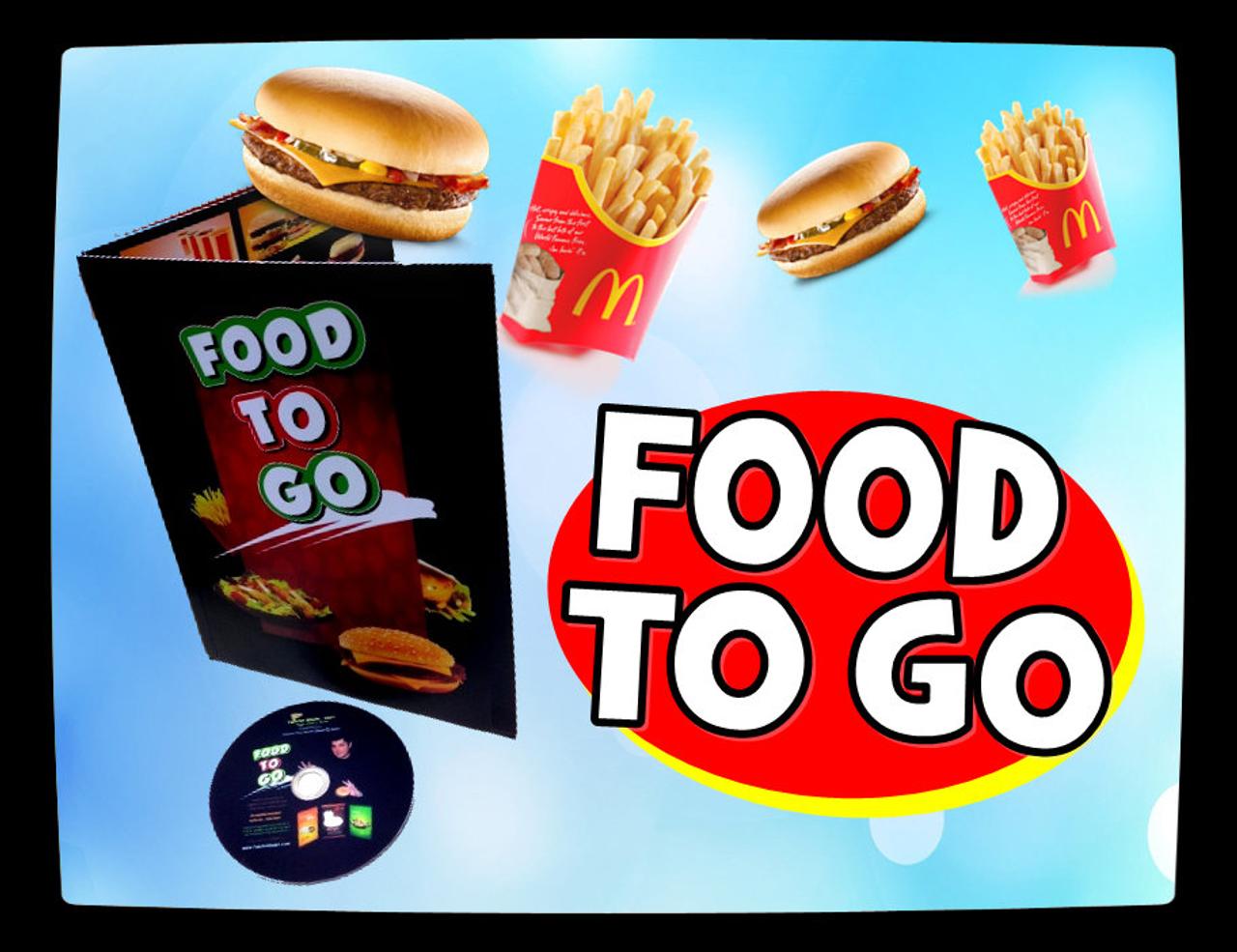 Food to Go Magic Trick Gospel