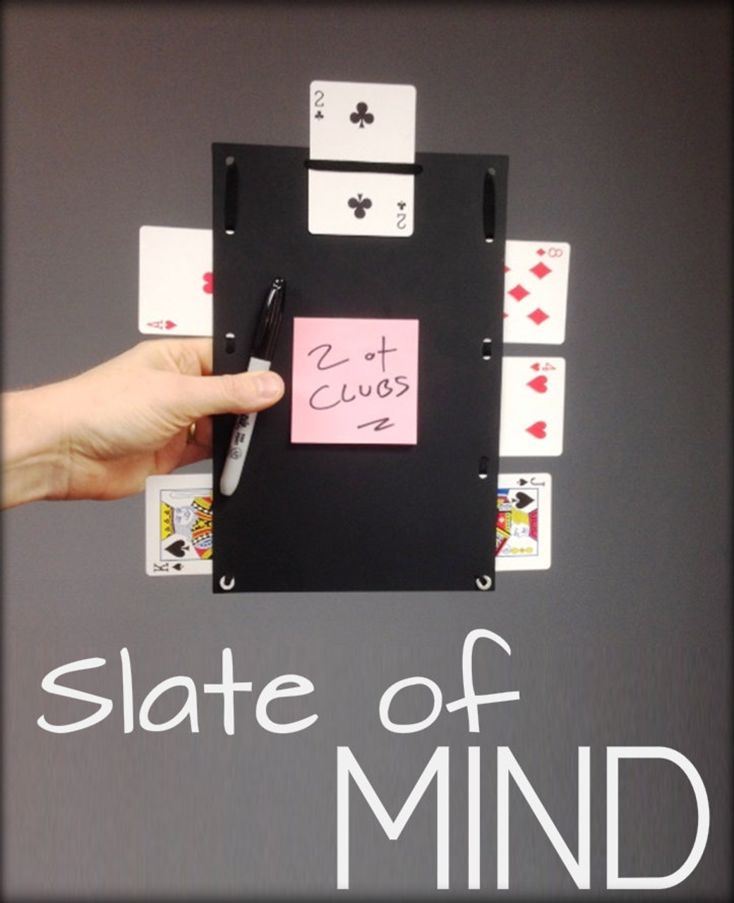 Slate of Mind - Magic Trick Gospel Mind Mentalism