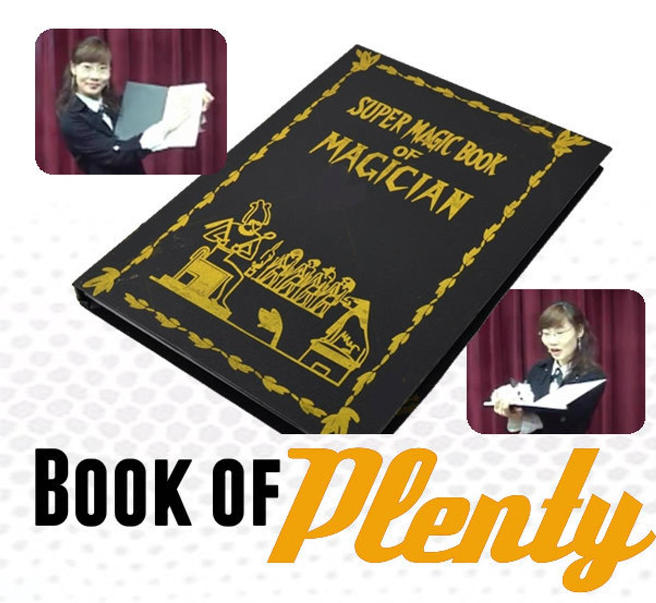 Book Of Plenty Dove Magic