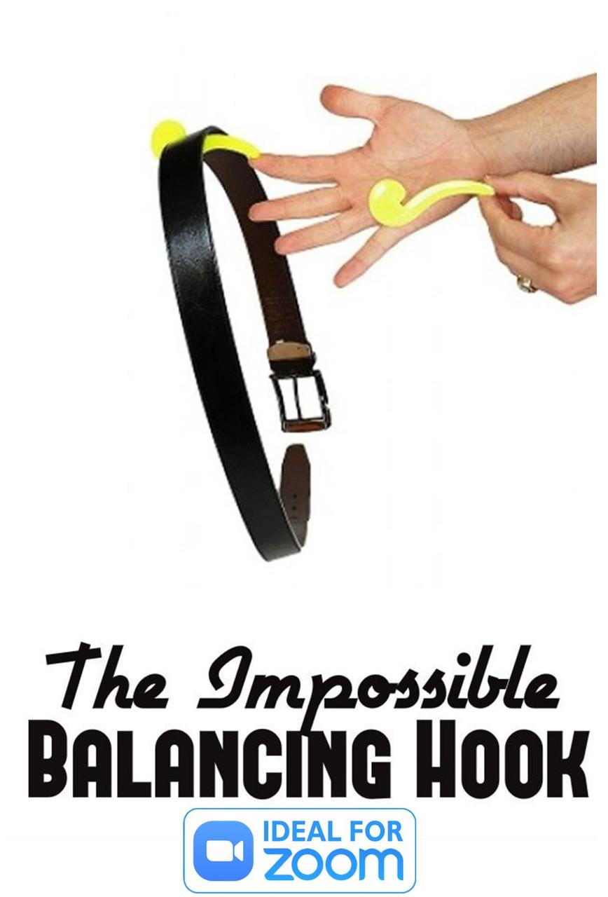 Balancing Belt Hook Trick - In His Hands Gospel Magic
