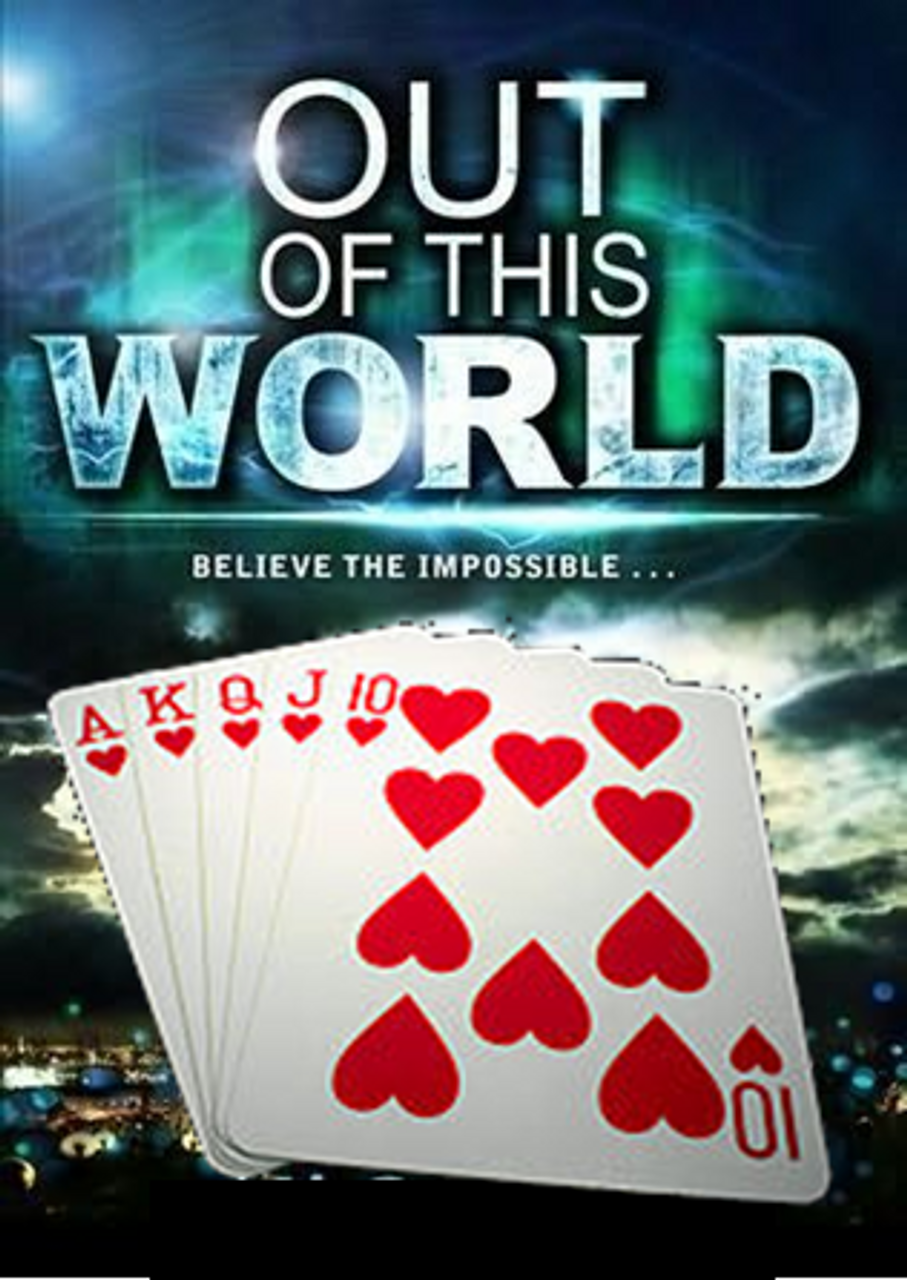 SPECIAL - Out of this World - The World's Greatest Card Trick - It fooled Churchill!