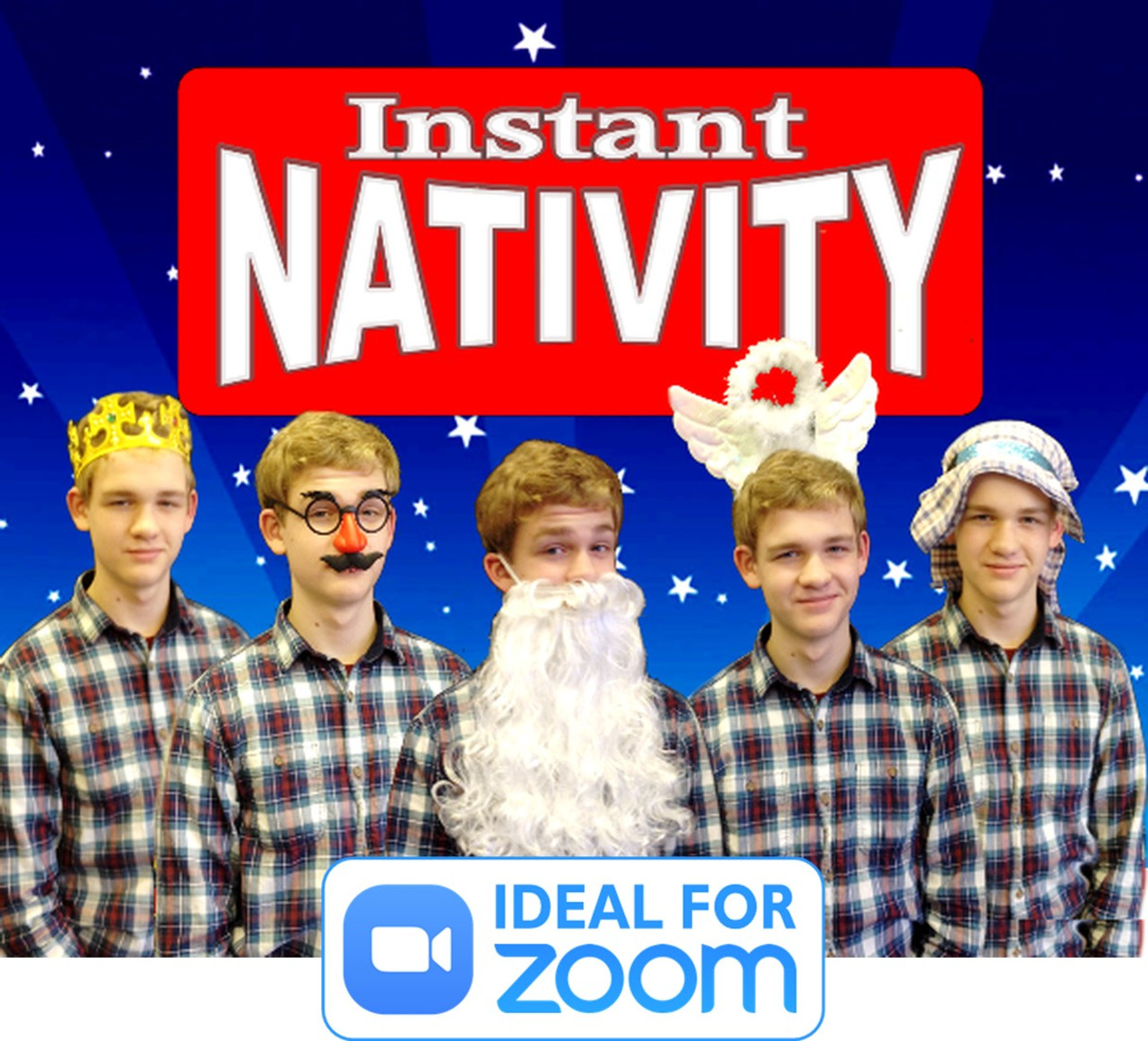 Instant Nativity Magic Trick Gospel Christmas