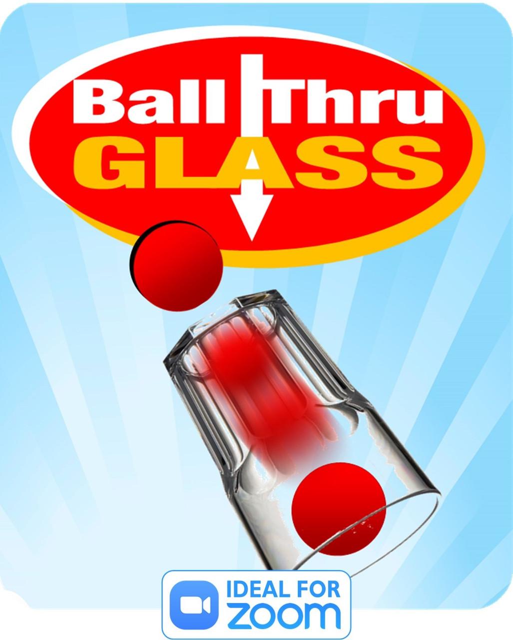 Ball Thru Glass - Gospel Magic Trick -Christ in Us