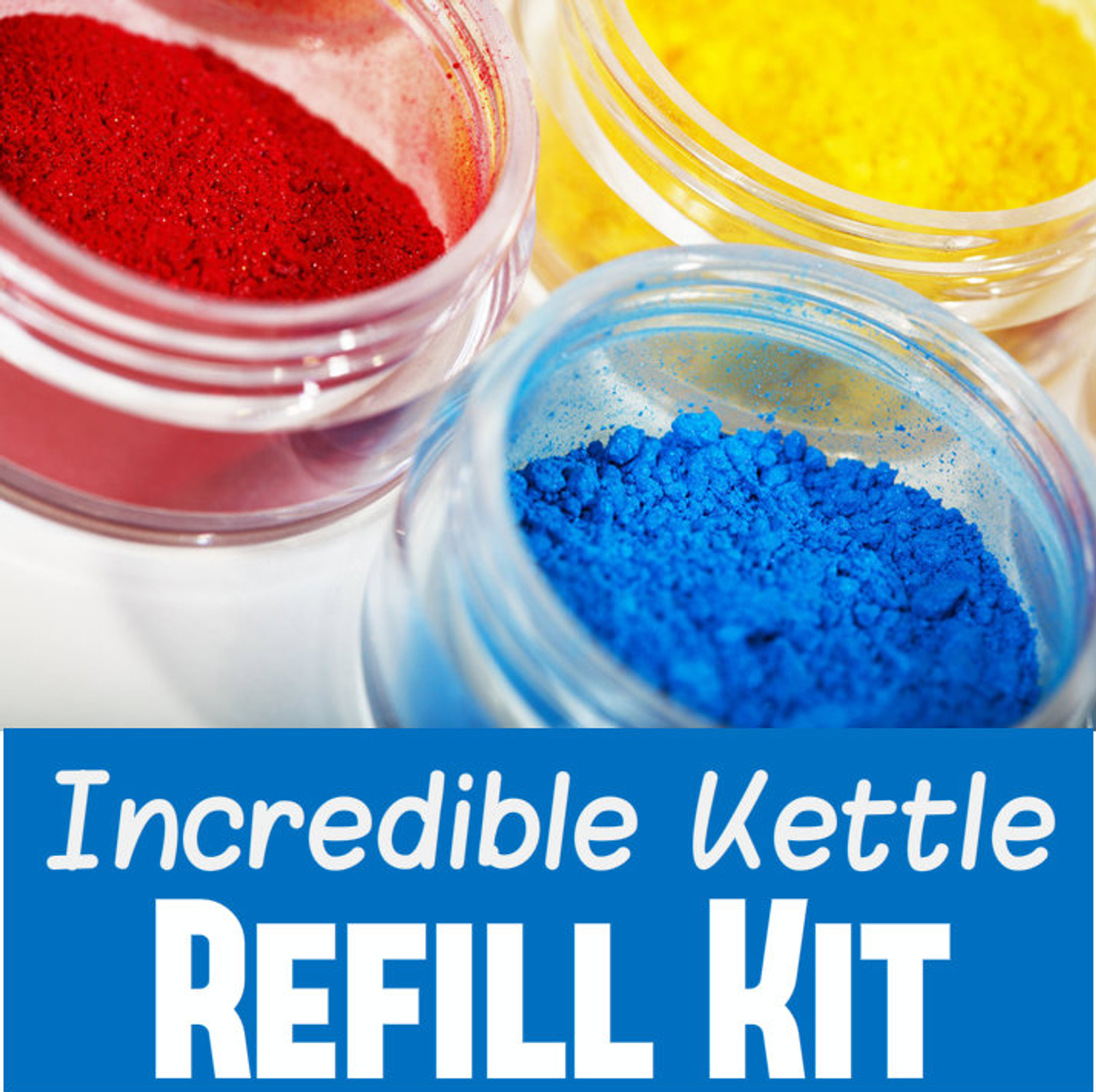 Incredible Kettle Refill Kit