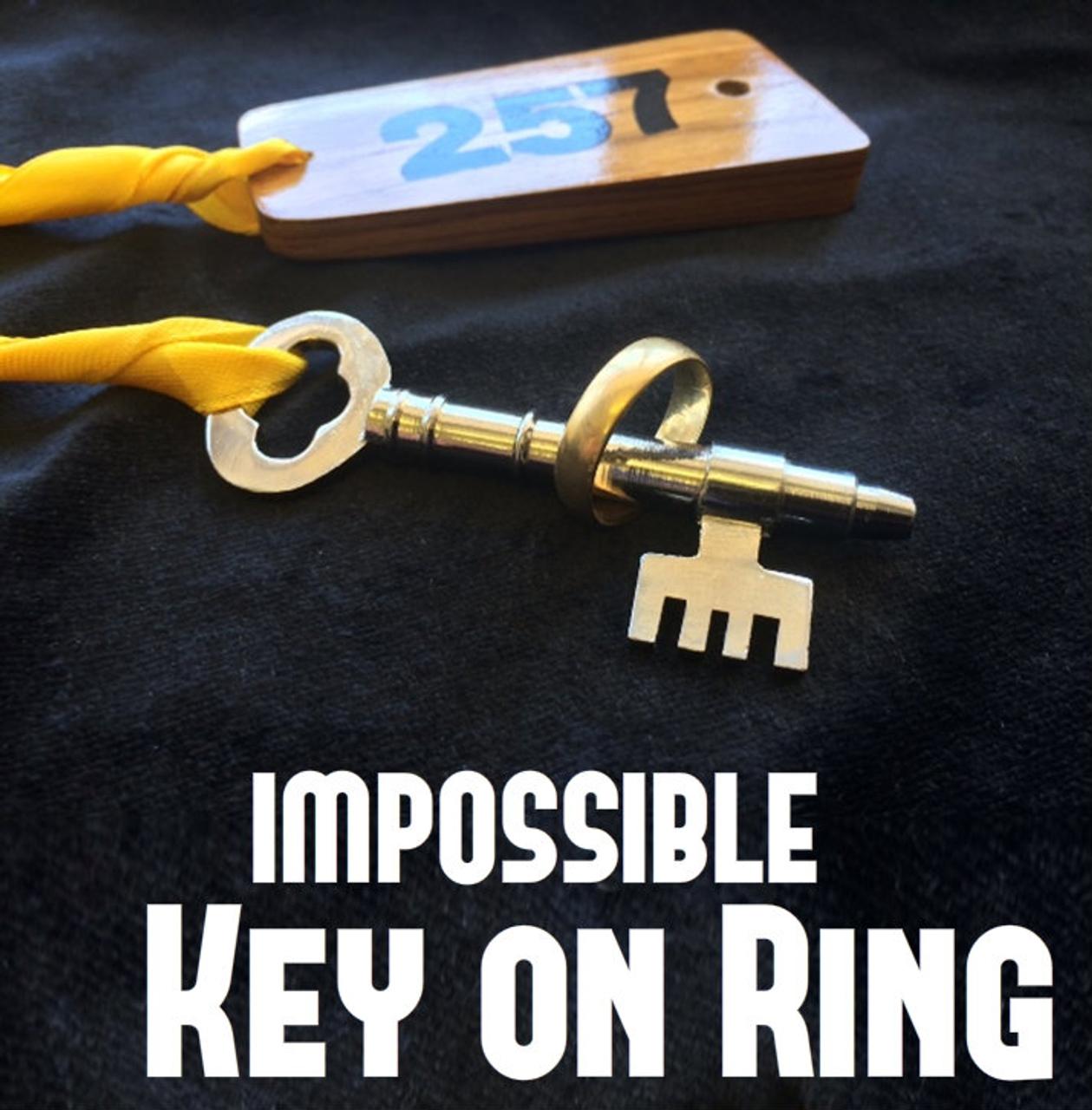 Key to My Chest Gospel Magic Trick