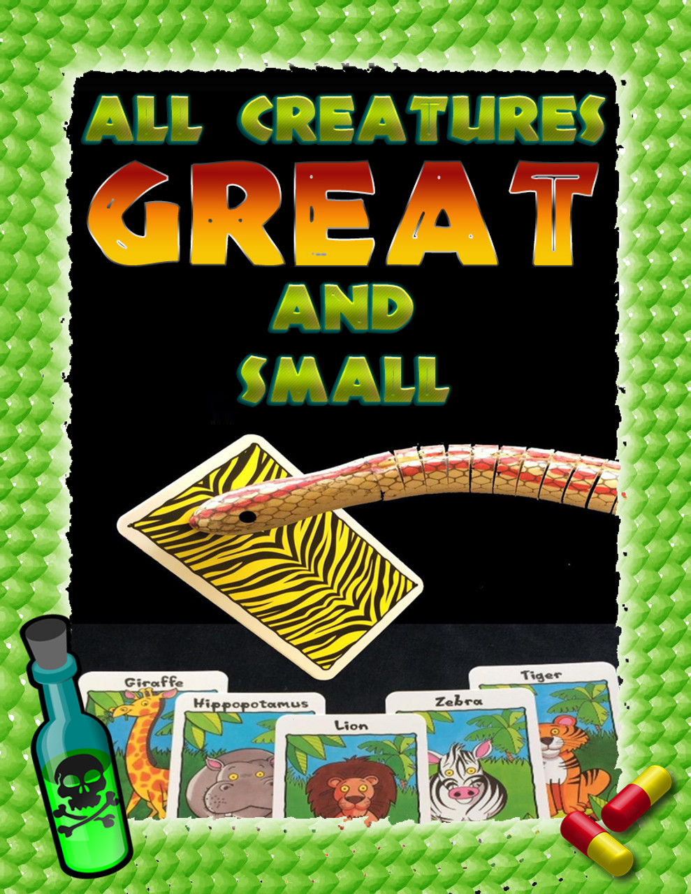 All Creatures Great & Small Gospel Magic Trick
