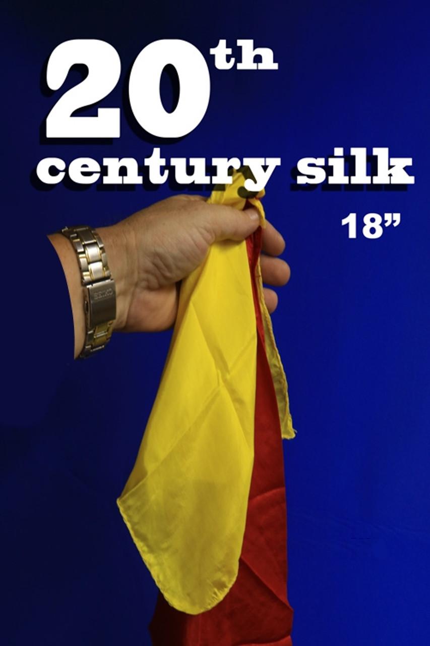 20th Century Silks Magic Trick