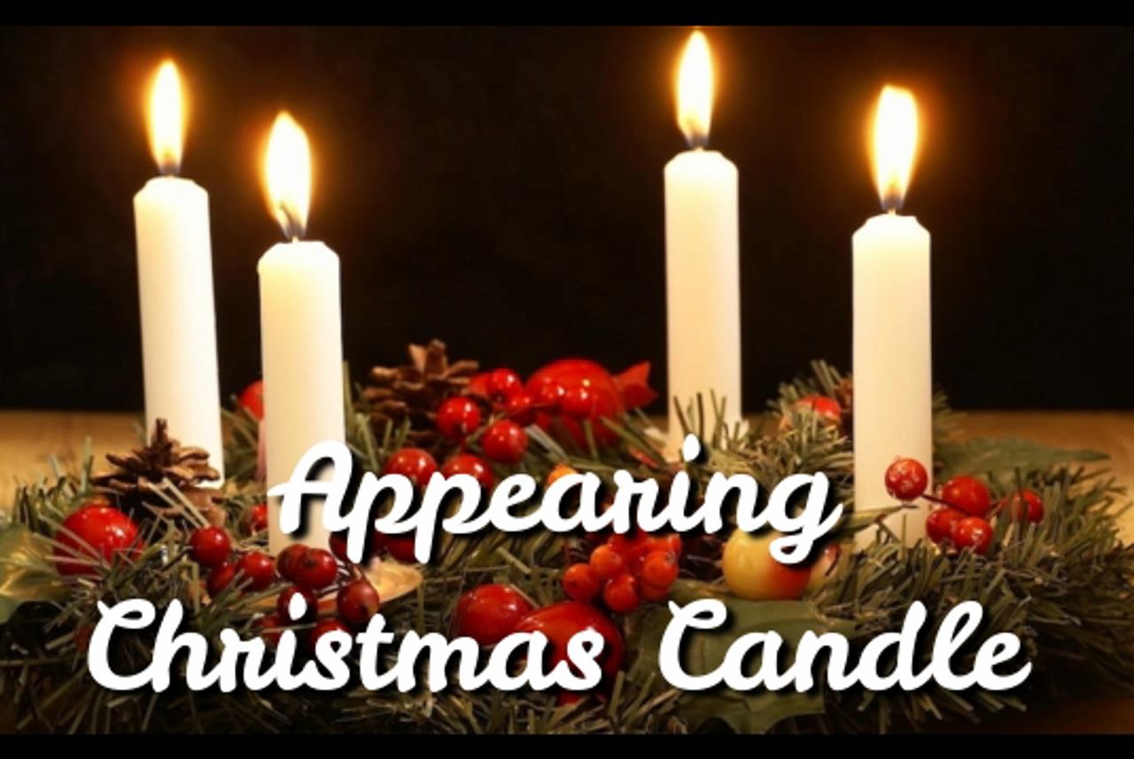Appearing Candle Gospel Magic Trick
