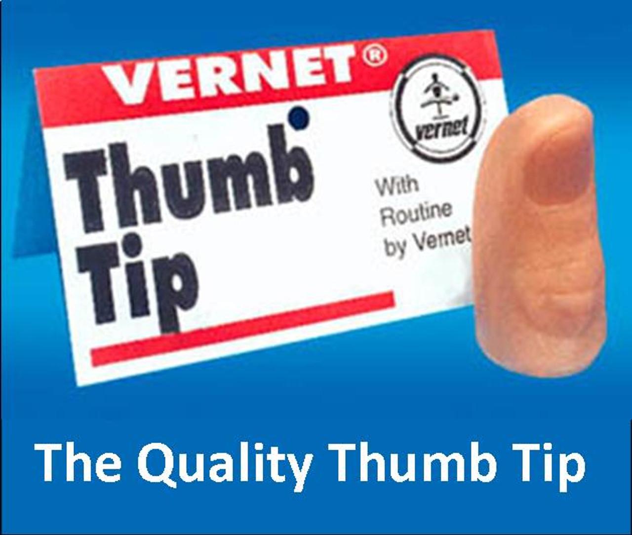 Vernet Thumb Tip Magic Trick Gospel