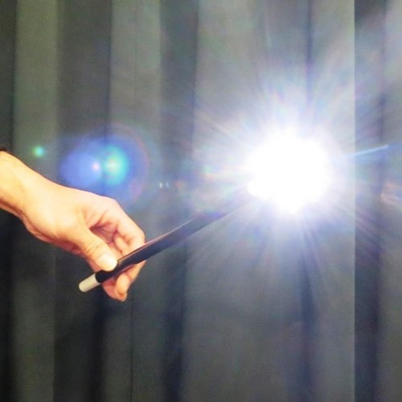 Super Flash Bright Light LED White Wand