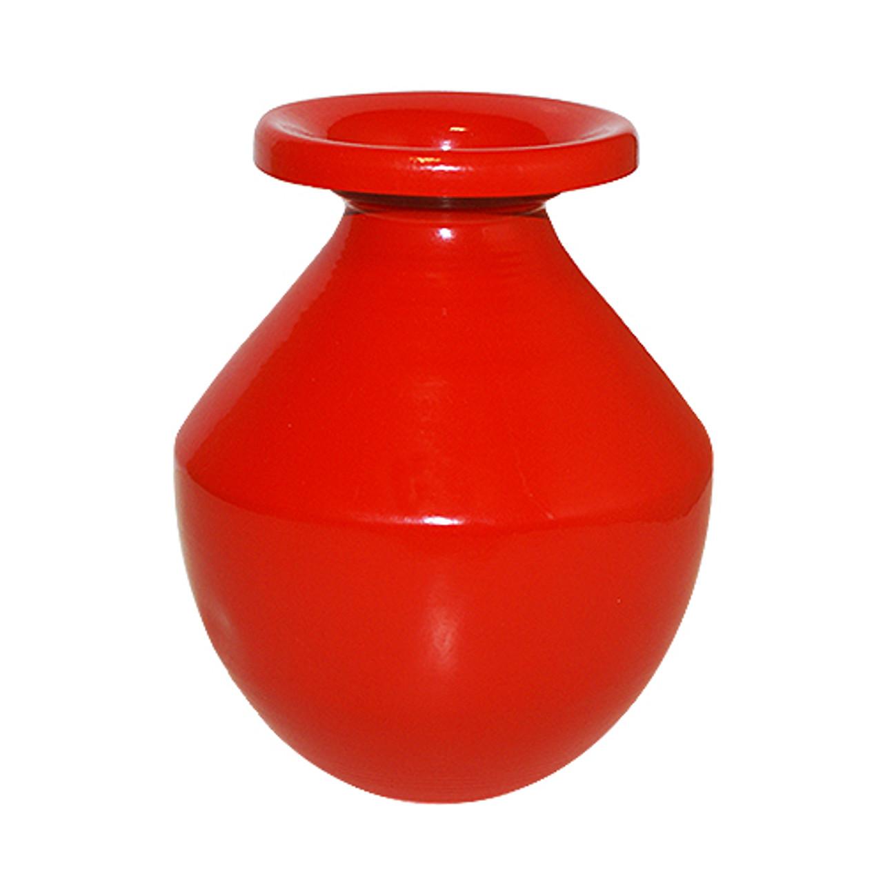 Red Lota Vase Magic Trick Water
