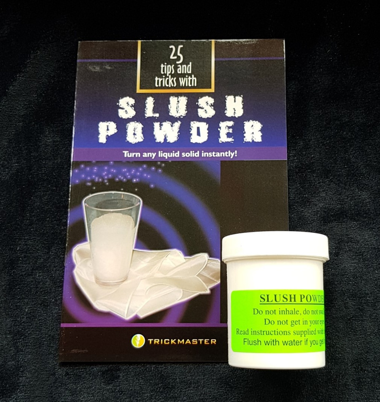Slush Powder & Booklet Magic Trick Gospel