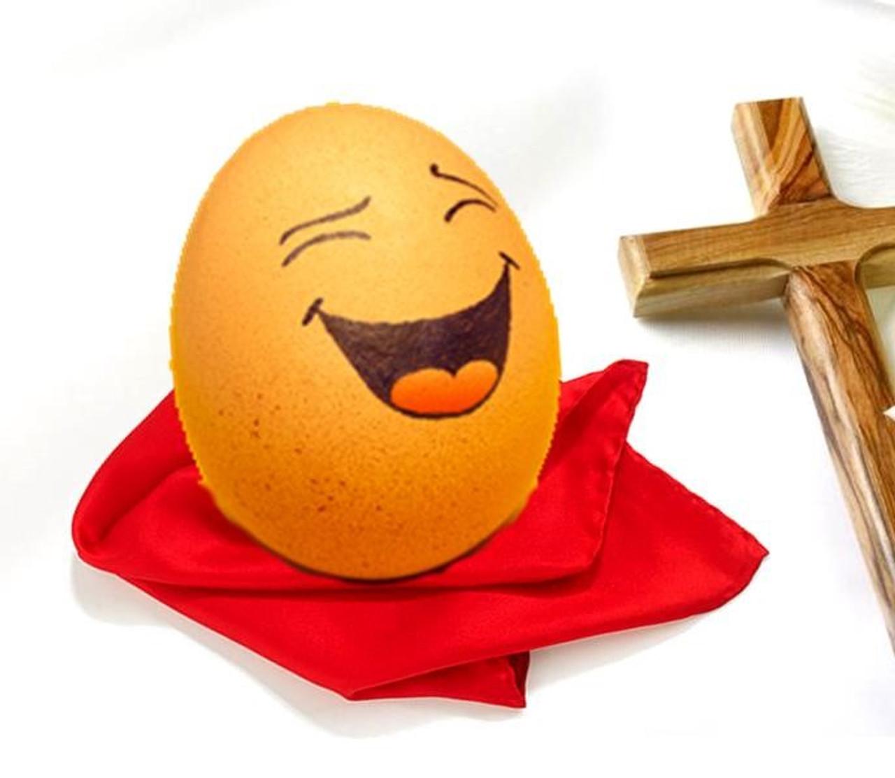 Silk  Hanky to Egg Easter Magic Gospel Trick