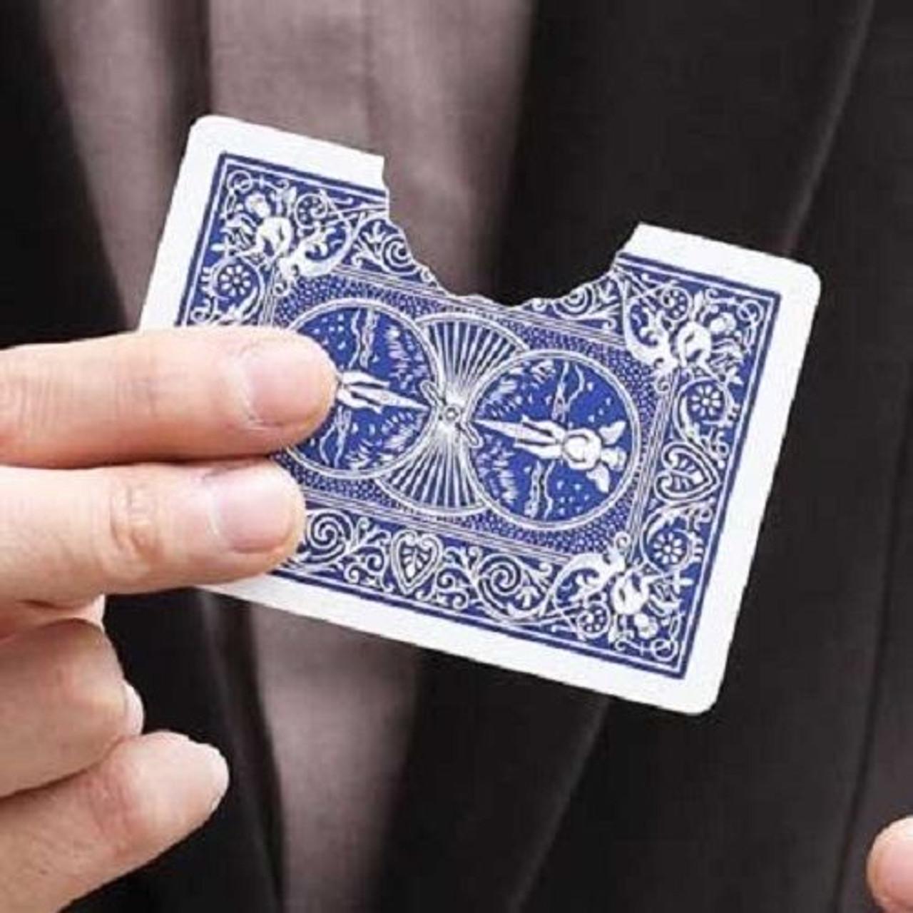 Bite Out Card Magic Trick Gospel