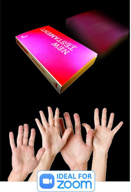 Tossed Out Bible Book Test Gospel Magic Trick
