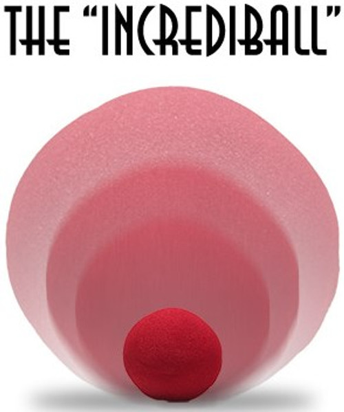 Incrediball Growing Sponge Ball Magic Trick Gospel