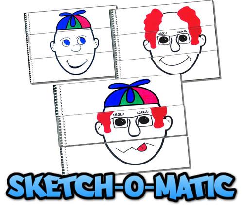 Sketch O Matic Gospel Magic Samuel Smith