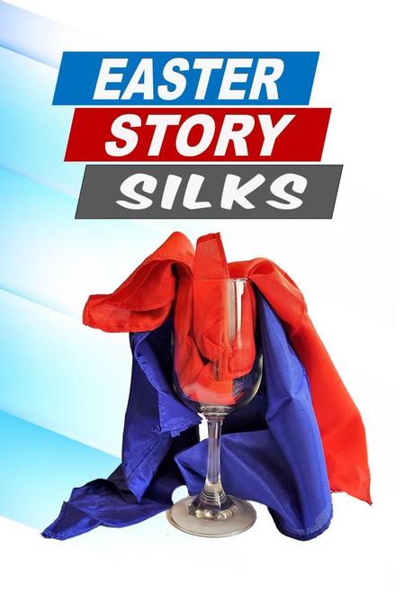 "Magic Tricks 20th Century Silk 18/"" Pure Silk"