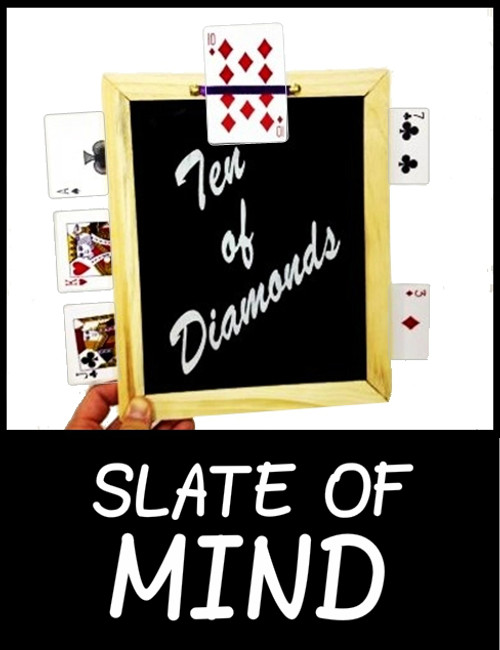 Slate of Mind Magic Trick