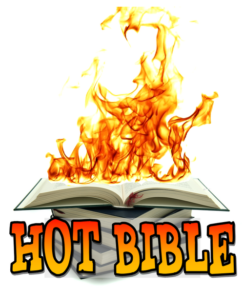 Hot Bible Book Magic Trick Gospel