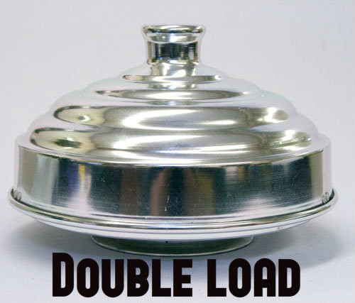 Aluminium Rabbit Pan Double Load