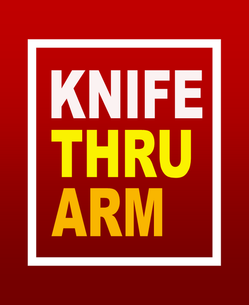 Knife Thru Arm Magic Trick Gospel
