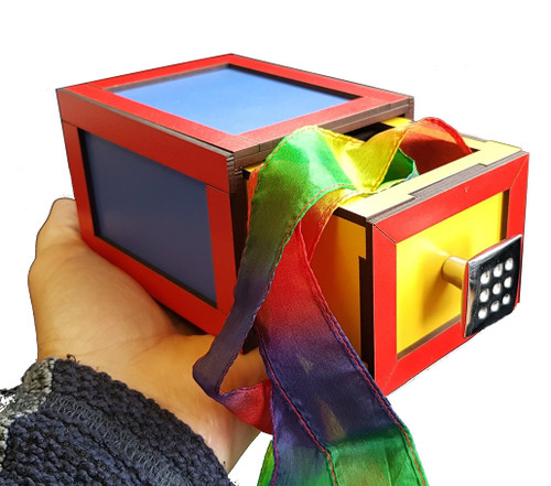 TORA small drawer box Magic Trick Gospel